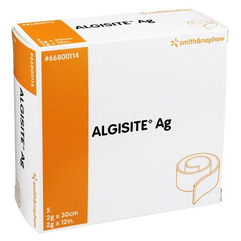 ALGISITE AG Tamponaden 2 g 30 cm 5 Stück