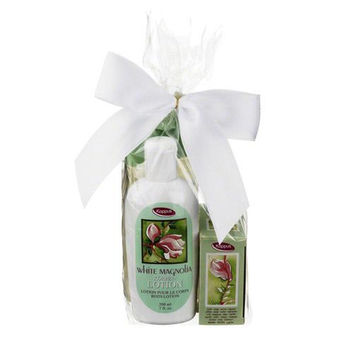 KAPPUS white magnolia Geschenkpackung 1 Packung