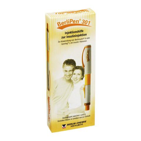 BERLIPEN 301 f.3 ml Patrone gelb 1 Stück