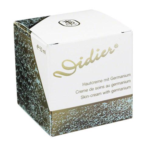 DIDIER Hautcreme mit Germanium 50 Milliliter