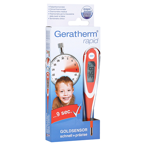 GERATHERM Fiebertherm.rapid digital 1 Stück