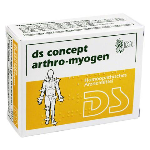 DS Concept Arthro Myogen Tabletten 100 Stück N1