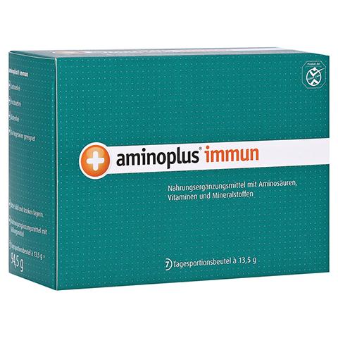 AMINOPLUS immun Granulat 7x13 Gramm