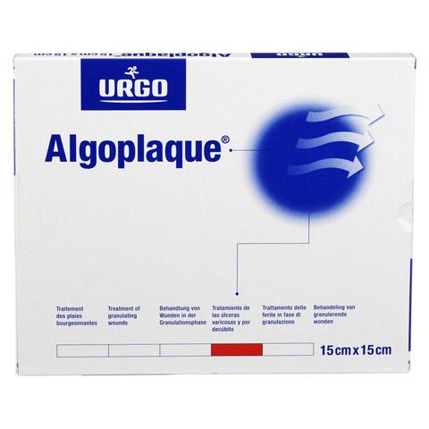 ALGOPLAQUE 15x15 cm flexib.Hydrokolloidverb. 5 Stück
