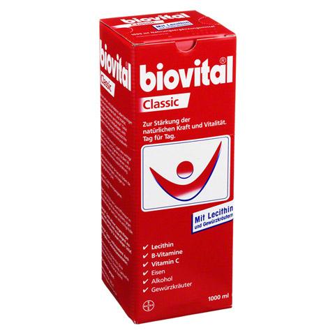 BIOVITAL Classic flüssig 1000 Milliliter