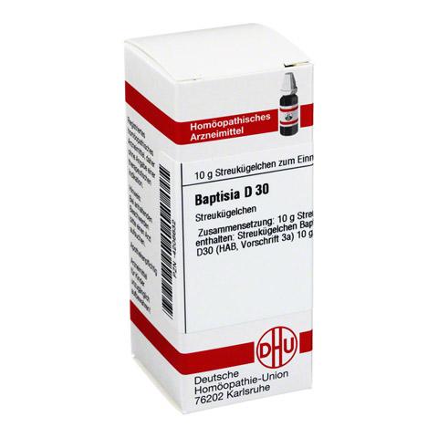 BAPTISIA D 30 Globuli 10 Gramm N1
