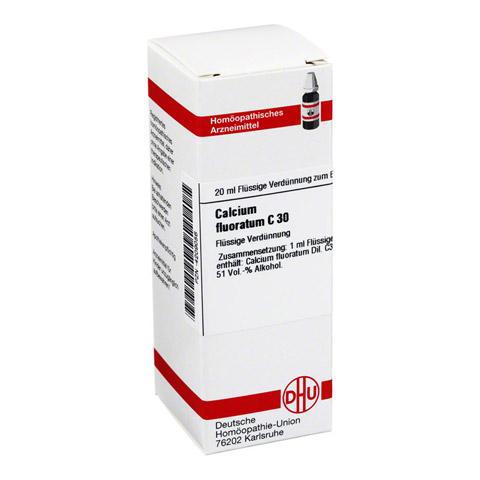 CALCIUM FLUORATUM C 30 Dilution 20 Milliliter N1