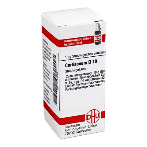 CORTISONUM D 10 Globuli 10 Gramm N1
