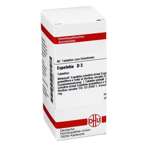 ESPELETIA D 3 Tabletten 80 Stück N1