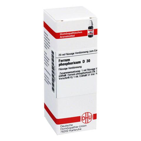 FERRUM PHOSPHORICUM D 30 Dilution 20 Milliliter N1