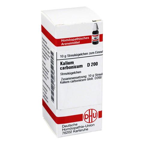 KALIUM CARBONICUM D 200 Globuli 10 Gramm N1