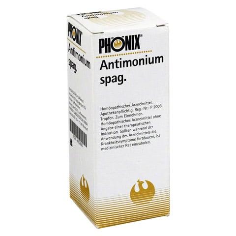 PHÖNIX ANTIMONIUM spag.Tropfen 50 Milliliter N1
