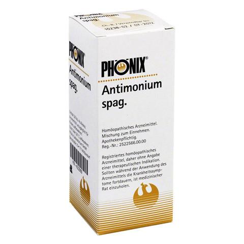 PHÖNIX ANTIMONIUM spag. Tropfen 100 Milliliter N2