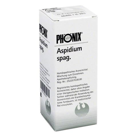 PHÖNIX ASPIDIUM spag.Tropfen 100 Milliliter N2