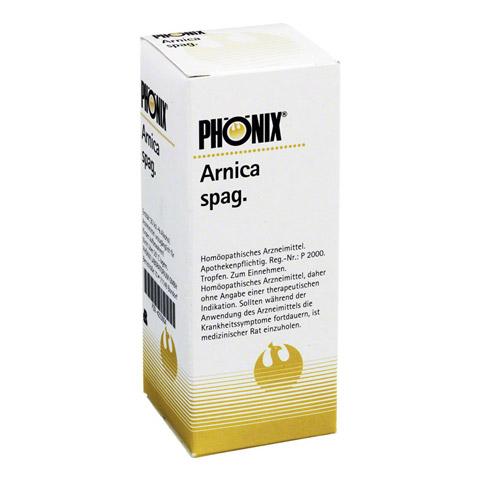 PHÖNIX ARNICA spag. Tropfen 50 Milliliter N1