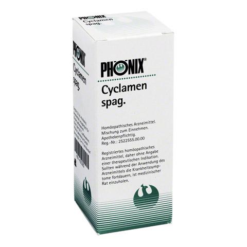 PHÖNIX CYCLAMEN spag. Tropfen 50 Milliliter N1
