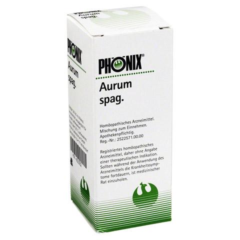 PHÖNIX AURUM spag.Tropfen 50 Milliliter N1