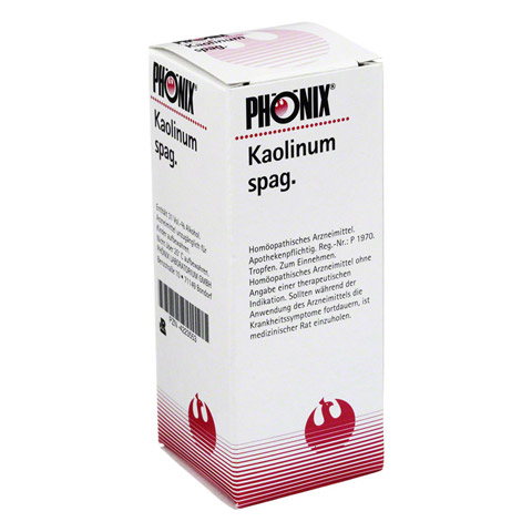 PHÖNIX KAOLINUM spag.Tropfen 50 Milliliter N1