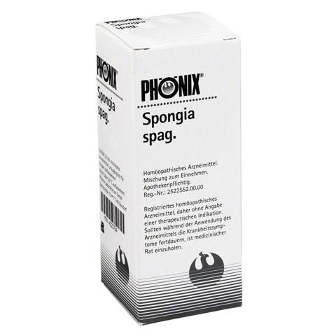 PHÖNIX SPONGIA spag. Tropfen 50 Milliliter N1