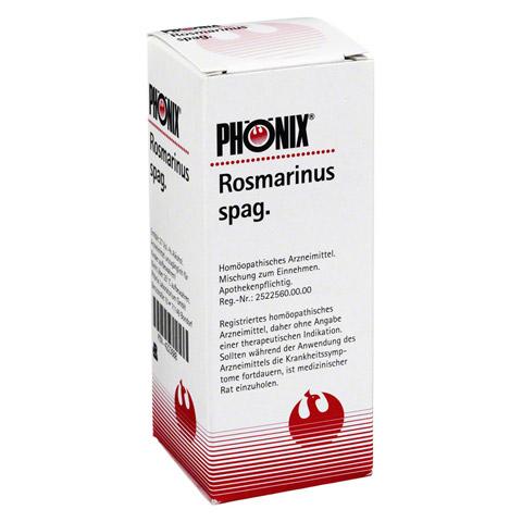 PHÖNIX ROSMARINUS spag. Tropfen 50 Milliliter N1