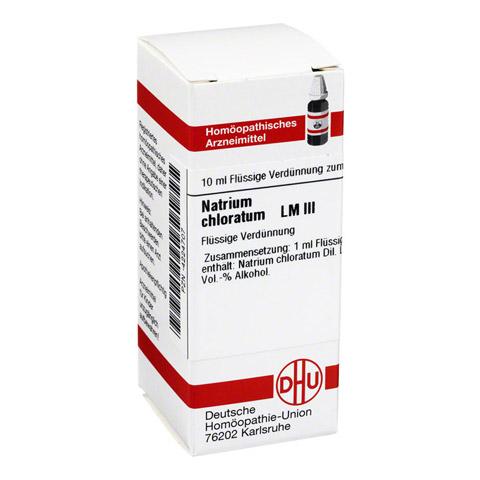 LM NATRIUM chloratum III Dilution 10 Milliliter N1