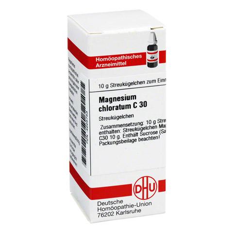 MAGNESIUM CHLORATUM C 30 Globuli 10 Gramm N1