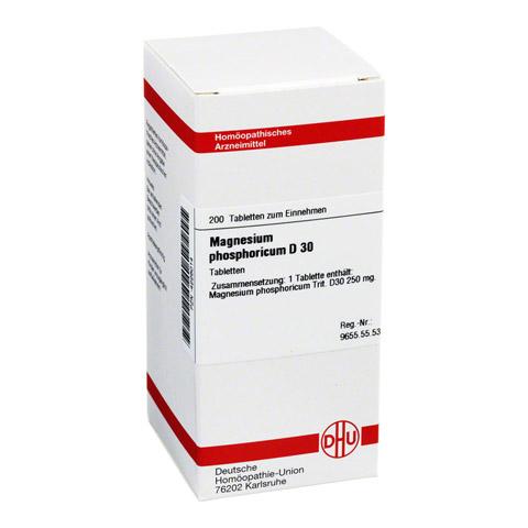 MAGNESIUM PHOSPHORICUM D 30 Tabletten 200 Stück