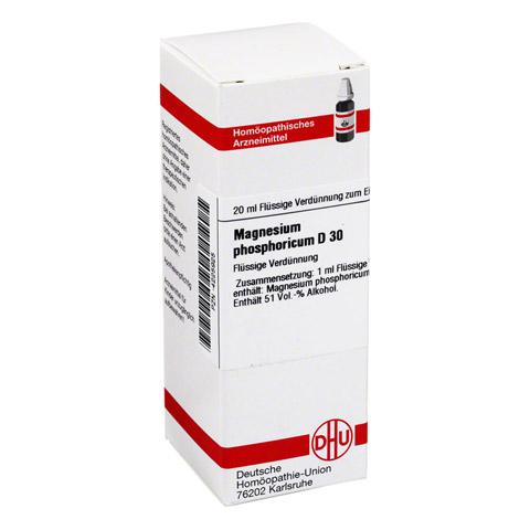 MAGNESIUM PHOSPHORICUM D 30 Dilution 20 Milliliter N1