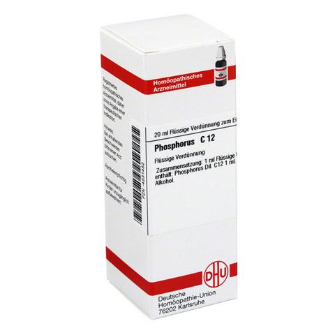 PHOSPHORUS C 12 Dilution 20 Milliliter N1