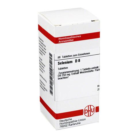 SELENIUM D 8 Tabletten 80 Stück N1