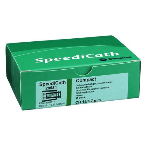 SPEEDICATH Compact Einmalkath.Ch 14 28584 30 Stück