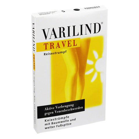 VARILIND Travel 180den AD S BW schwarz 2 Stück