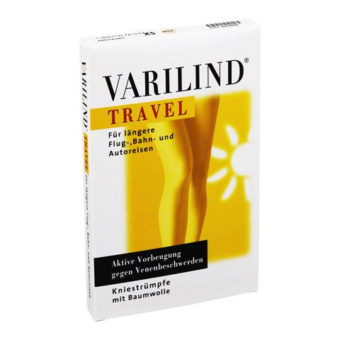 VARILIND Travel 180den AD XS BW beige 2 Stück
