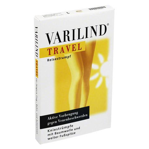 VARILIND Travel 180den AD L BW beige 2 Stück