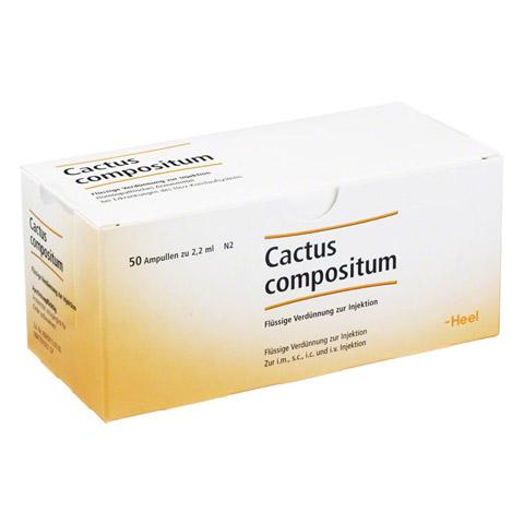 CACTUS COMPOSITUM Ampullen 50 Stück N2