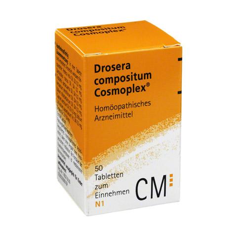 DROSERA COMPOSITUM Cosmoplex Tabletten 50 Stück N1