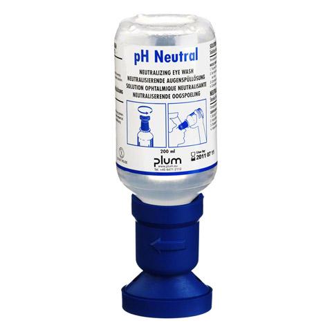 PLUM pH Neutr.Phosph.Puff.Lsg.m.Augenschale 200 Milliliter
