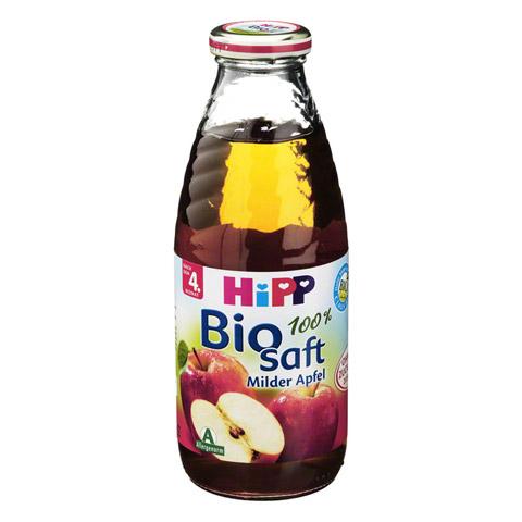 HIPP Bio Saft 100% milder Apfel 0.5 Liter