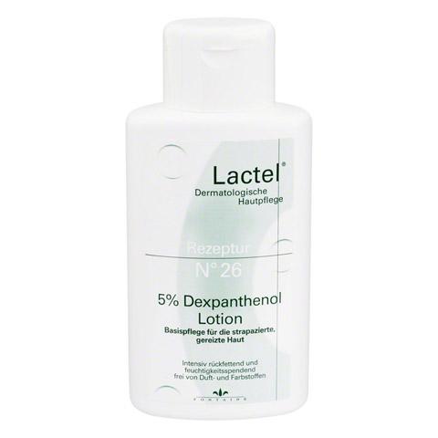 LACTEL Nr. 26 5% Dexpanthenol Lotion 250 Milliliter