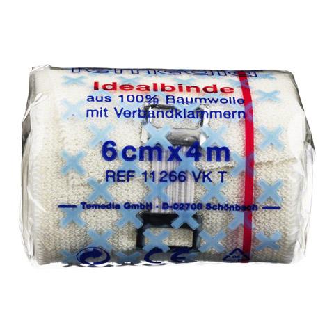 IDEALBINDE 6 cm mit Klammer 1 Stück