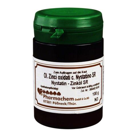 Oleum Zinci oxidati cum Nystatino SR 100 Gramm N3