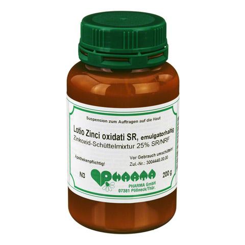 LOTIO ZINCI oxidati SR 200 Gramm N3
