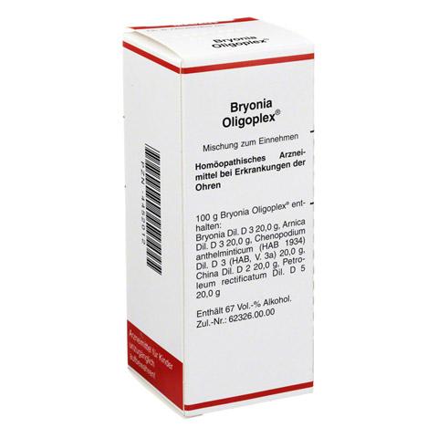 BRYONIA OLIGOPLEX Liquidum 50 Milliliter N1