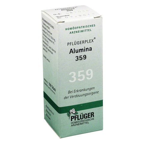 PFLÜGERPLEX Alumina 359 Tabletten 100 Stück N1