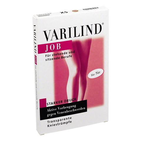 VARILIND Job 100den AD XS transp.teint 2 Stück