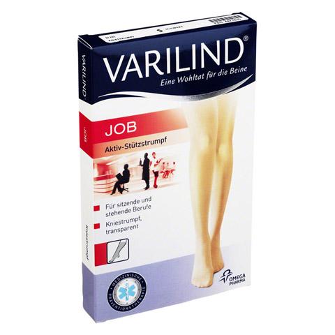 VARILIND Job 100den AD S transp.schwarz 2 Stück