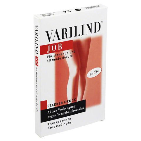 VARILIND Job 100den AD XS transp.schwarz 2 Stück