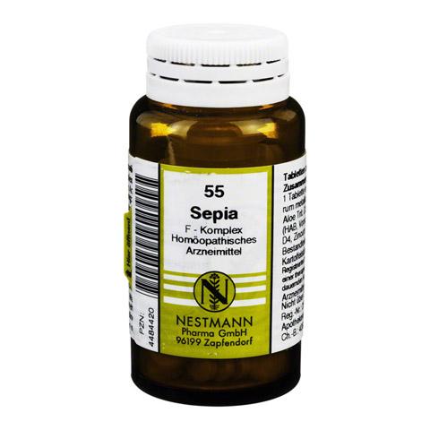 SEPIA F Komplex Nr.55 Tabletten 120 Stück N1