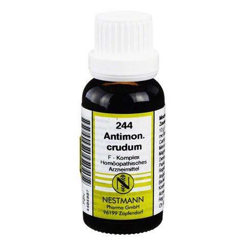 ANTIMONIUM CRUDUM F Komplex Nr.244 Dilution 20 Milliliter