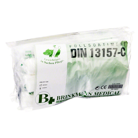 VERBANDKASTEN Füllung DIN 13157-C Kunststoff 1 Stück